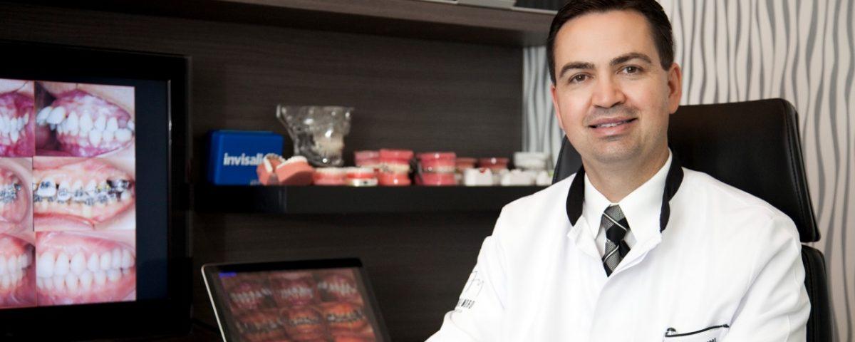 Alexandre Moro no Congresso Americano de Ortodontia